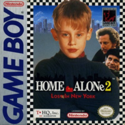 Home Alone II: Lost in New York Cover Art