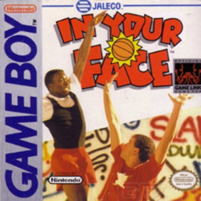 In Your Face Cover Art