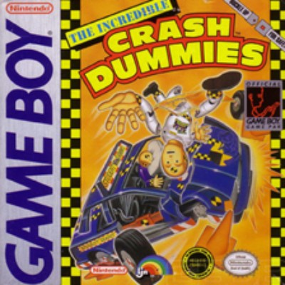 Incredible Crash Dummies Cover Art