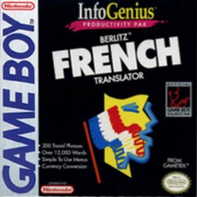 Infogenius: French Language Translator Cover Art