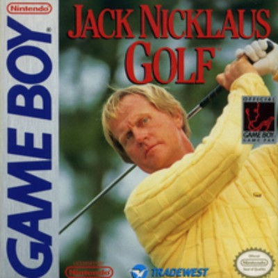 Jack Nicklaus Golf Cover Art