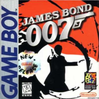 James Bond 007 Cover Art