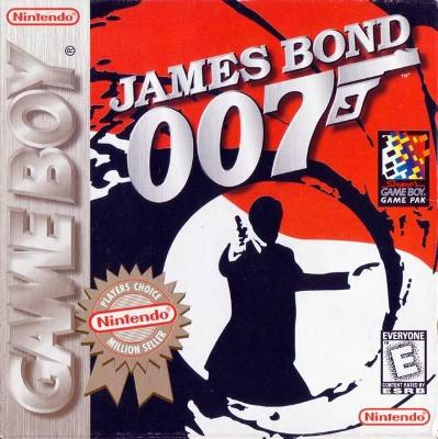 James Bond 007 [Player's Choice] Cover Art