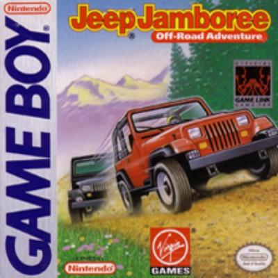 Jeep Jamboree: Off Road Adventure Cover Art