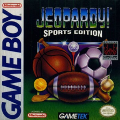 Jeopardy! Sports Edition Cover Art