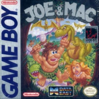 Joe & Mac Cover Art