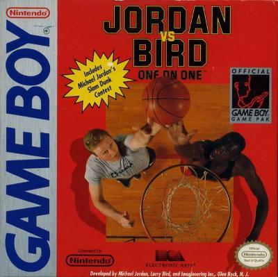 Jordan vs. Bird Cover Art