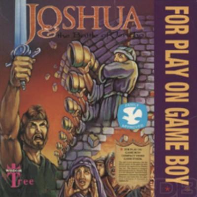 Joshua: The Battle of Jericho Cover Art