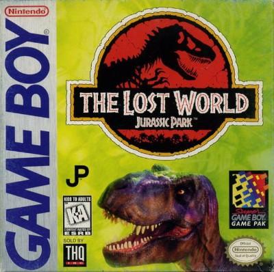 Lost World: Jurassic Park Cover Art