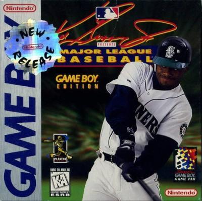 Ken Griffey Jr. Presents: Major League Baseball Cover Art