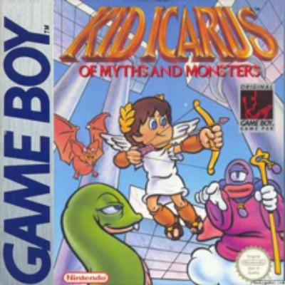 Kid Icarus: Of Myths and Monsters Cover Art