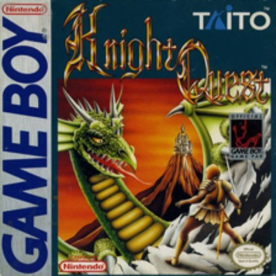 Knight Quest Cover Art