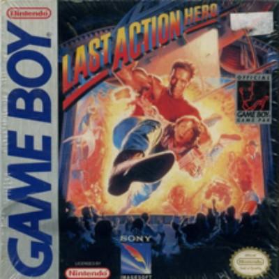 Last Action Hero Cover Art