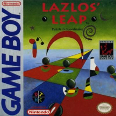 Lazlo's Leap Cover Art
