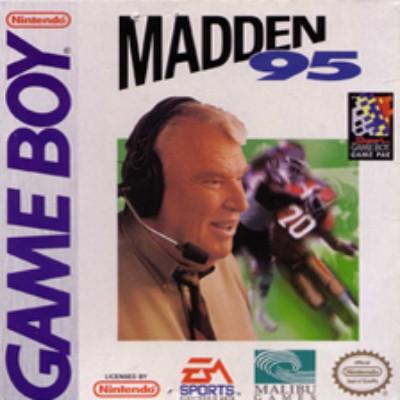 Madden '95 Cover Art