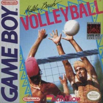 Malibu Beach Volleyball Cover Art