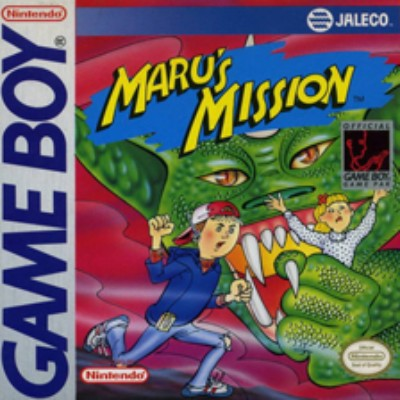 Maru's Mission Cover Art