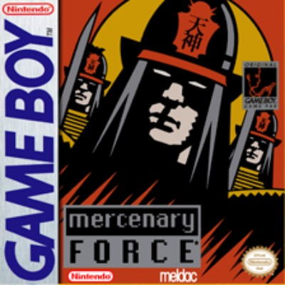 Mercenary Force Cover Art