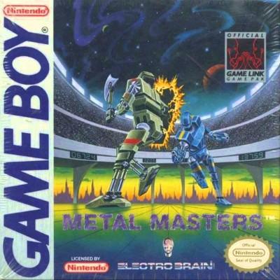 Metal Masters Cover Art