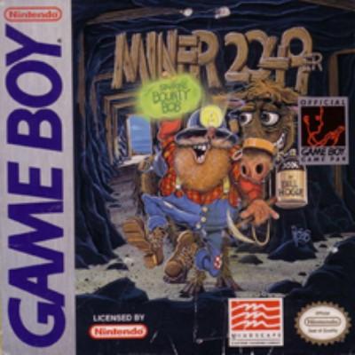 Miner 2049er Cover Art