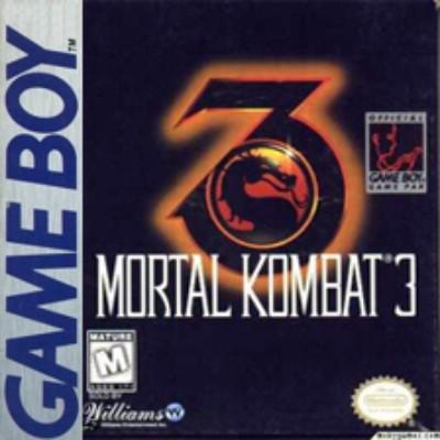 Mortal Kombat III Cover Art