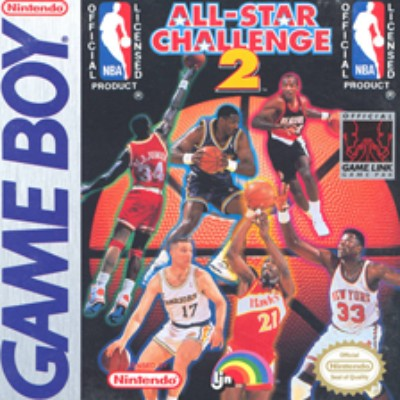 NBA All-Star Challenge 2 Cover Art
