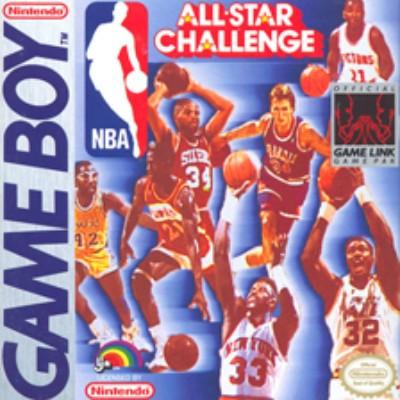 NBA All-Star Challenge Cover Art