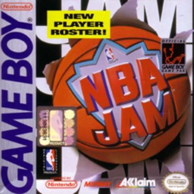 NBA Jam Cover Art