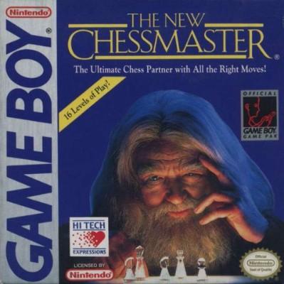 New Chessmaster Cover Art