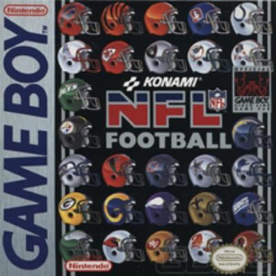 NFL Football Cover Art