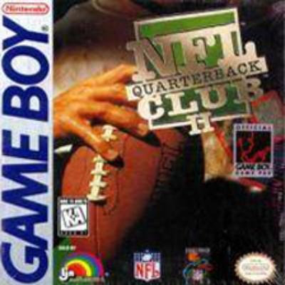 NFL Quarterback Club II Cover Art