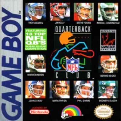 NFL Quarterback Club Cover Art