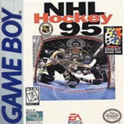 NHL Hockey '95 Cover Art
