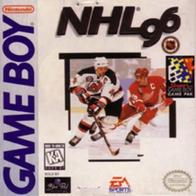 NHL '96 Cover Art