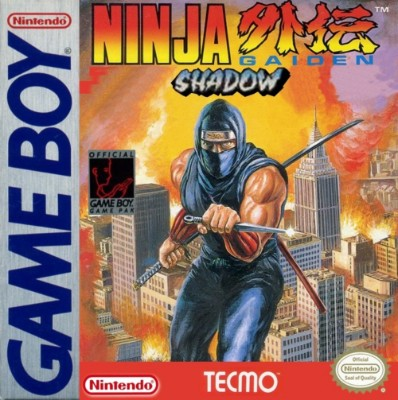 Ninja Gaiden Shadow Cover Art