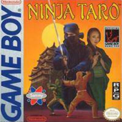 Ninja Taro Cover Art
