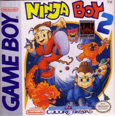 Ninja Boy 2 Cover Art