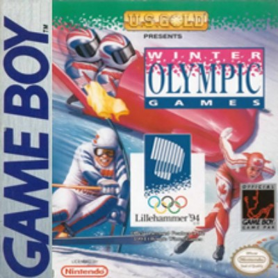 Winter Olympics: Lillehammer '94 Cover Art