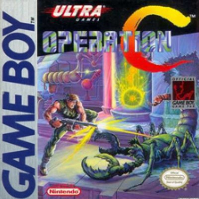 Operation C Cover Art