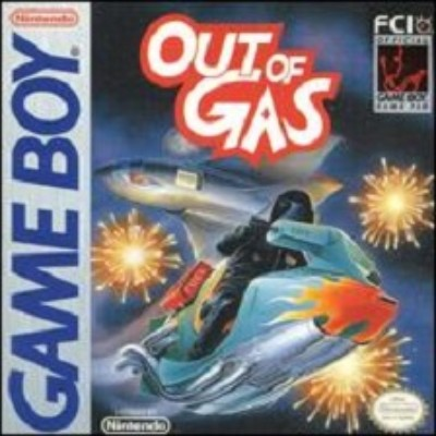 Out of Gas Cover Art