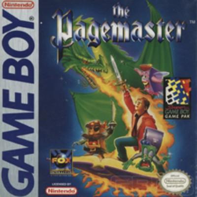 Pagemaster Cover Art