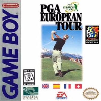 PGA European Tour Cover Art
