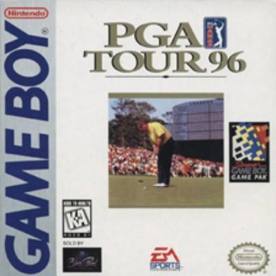 PGA Tour '96 Cover Art