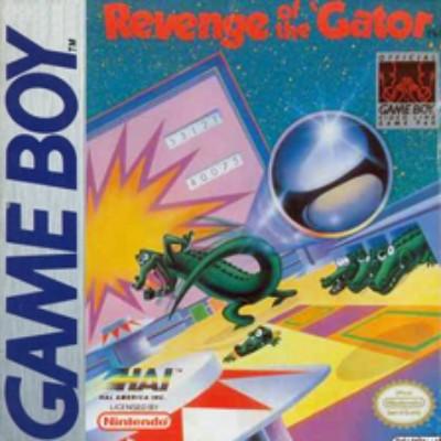 Revenge of the 'Gator Cover Art