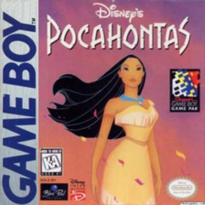 Pocahontas Cover Art