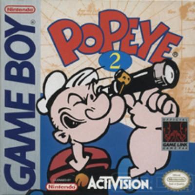 Popeye 2 Cover Art
