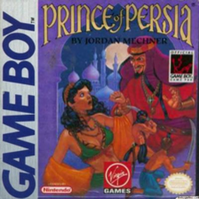Prince of Persia Cover Art