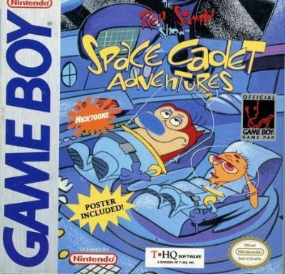 Ren & Stimpy Show: Space Cadet Adventures Cover Art