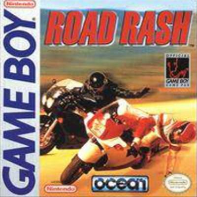 Road Rash Cover Art