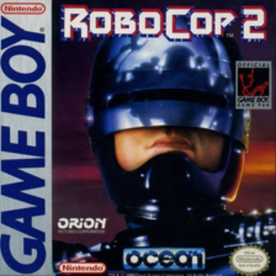 RoboCop 2 Cover Art